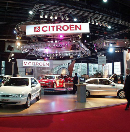 Feria Int. del Automóvil – Citroen
